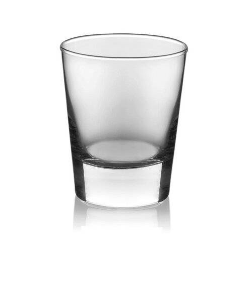 Geo Rocks 13.25 oz. Glass Cocktail Glasses (Set of 12) by Libbey