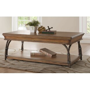 Deals Knowles Coffee Table ByBayou Breeze