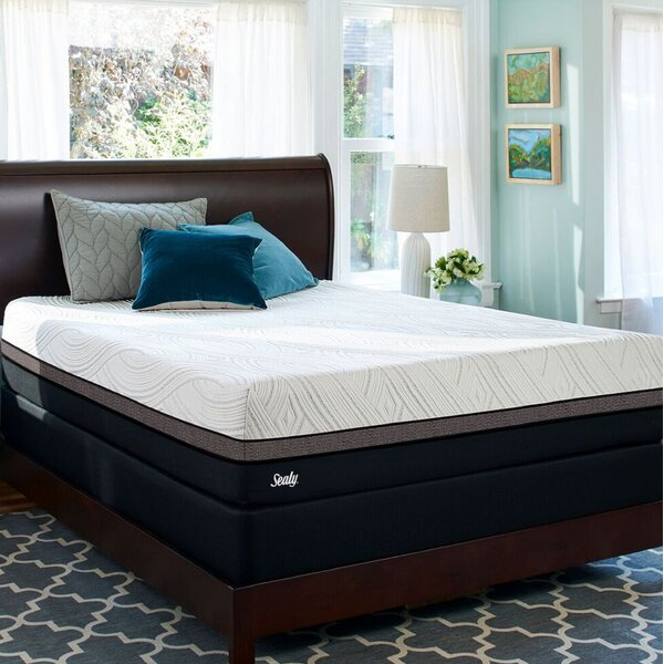 Conform™ Premium 12.5 Firm Mattress and Box Spring by Sealy