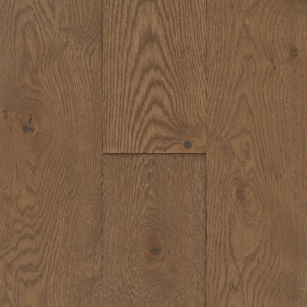 Weathered Appeal 7 Engineered Oak Hardwood Flooring in Low Glossy Brown by Mohawk Flooring