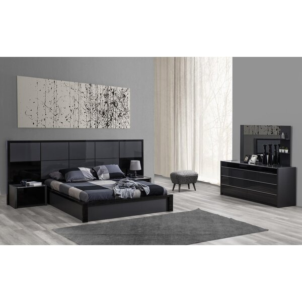 Milan Platform Configurable Bedroom Set by Orren Ellis
