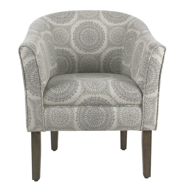 Du Bois Club Chair by Bungalow Rose