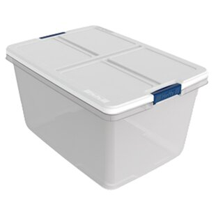66 Qt. Storage Container (Set Of 6)