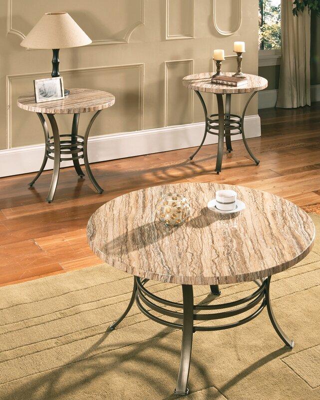 Ellen Coffee Table Set by Steve Silver