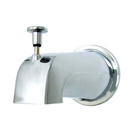 Made to Match Diverter Tub Spout with Flange by Kingston Brass