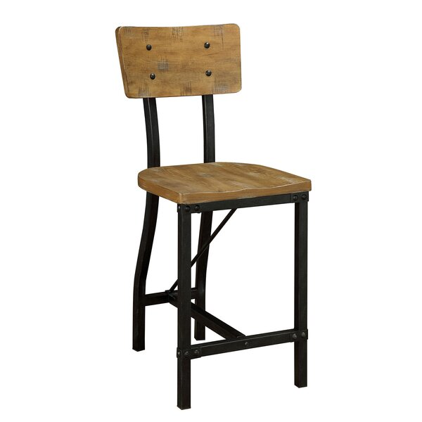 Alaska Dining Chair (Set of 2) by 17 Stories