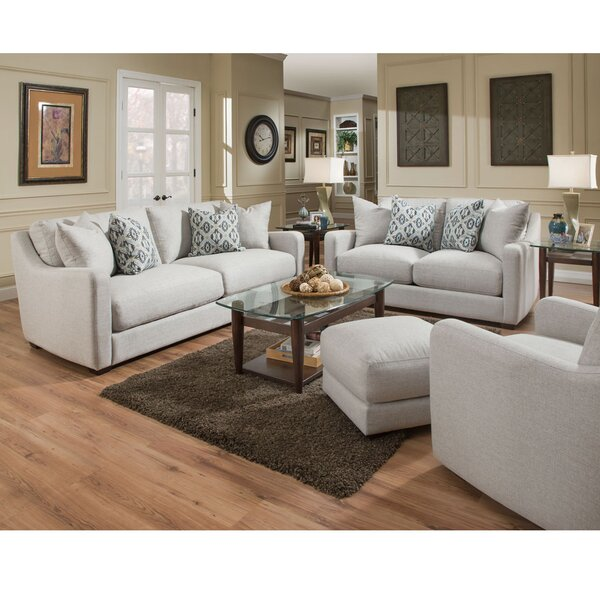 Charlaine Configurable Living Room Set by Bungalow Rose