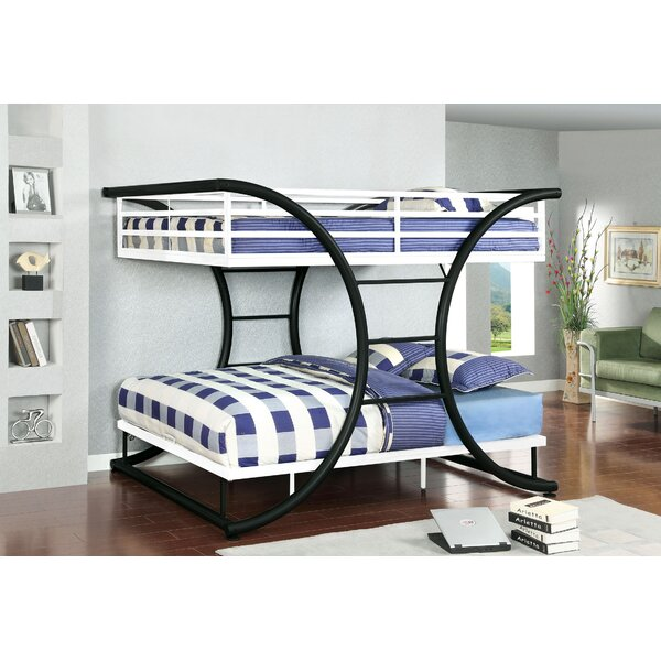 Cervia Full over Full Bunk Bed by Hokku Designs