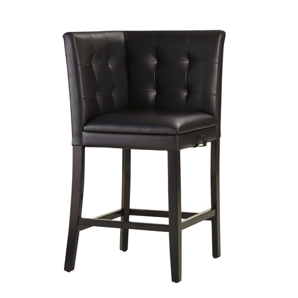 Rolfe Bar Stool by Charlton Home