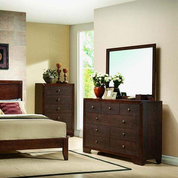 9 Drawer Dresser by InRoom Designs