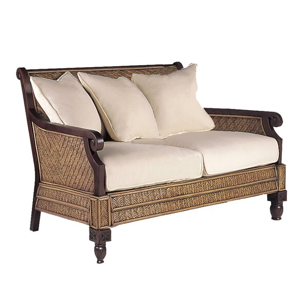 Trinidad Loveseat by Padmas Plantation