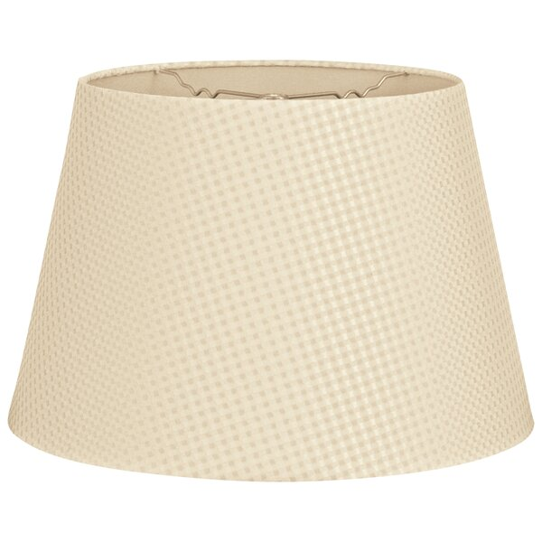Timeless Tapered 20 Shantung Empire Lamp Shade by Royal Designs