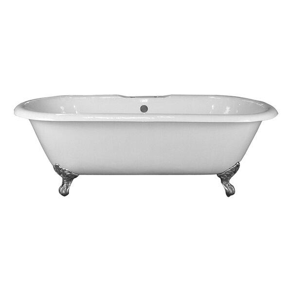 Duet 60.75 x 31 Soaking Bathtub by Barclay