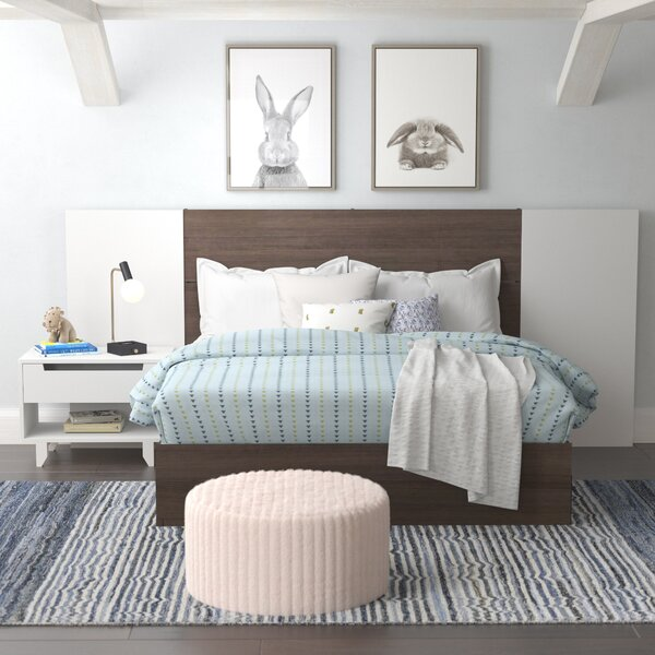 Thibaut Platform 2 Piece Bedroom Set by Mack & Milo