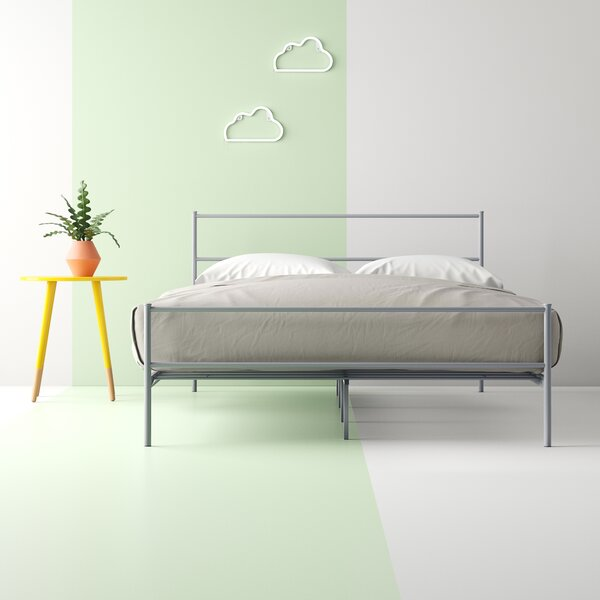 Wray Full Standard Bed Frame by Hashtag Home