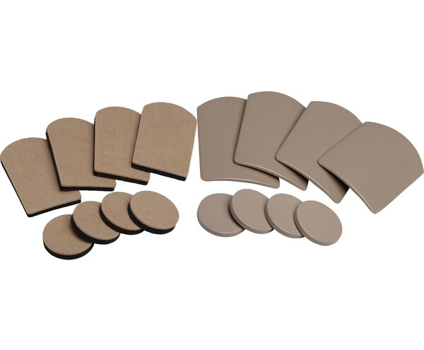 Furniture Glides and Sliders Kit by Shepherd