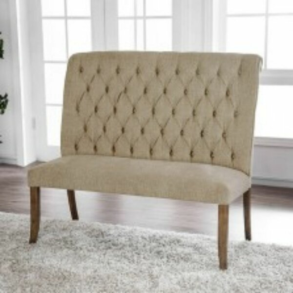 Walden Upholstered Bench by One Allium Way