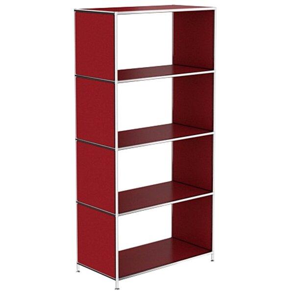 Manzano Standard Bookcase By Latitude Run
