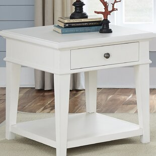 Great choice Saguenay End Table By Lark Manor