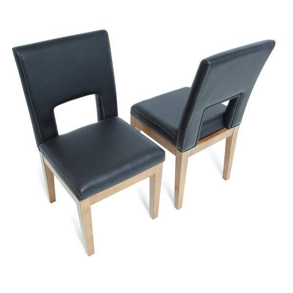 Lutterworth Upholstered Dining Chair (Set Of 2) By Brayden Studio