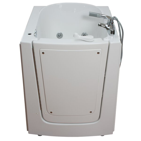 Front Entry Hydrotherapy Massage Whirlpool Walk-In Tub by Ella Walk In Baths