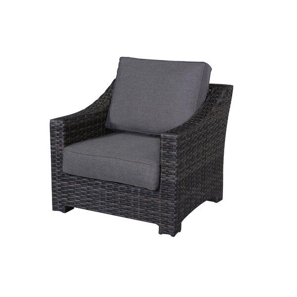 Donley Club Chair with Cushion by Brayden Studio
