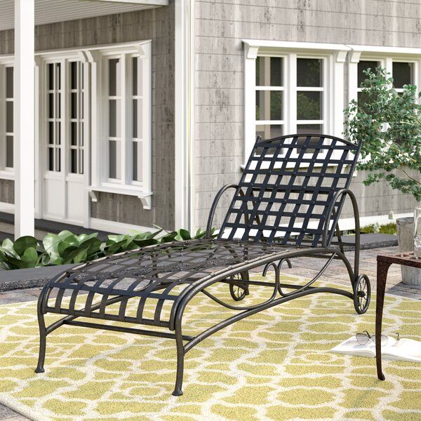 Schilling Chaise Lounge by Alcott Hill