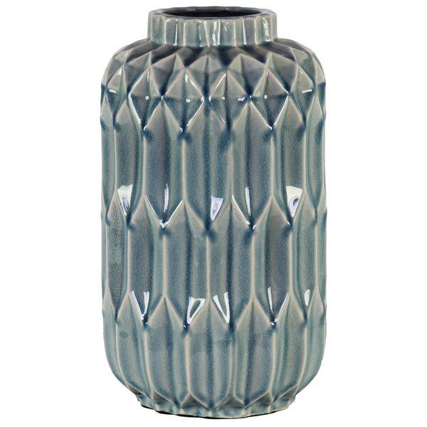 Morven Ceramic Table Vase by Ivy Bronx