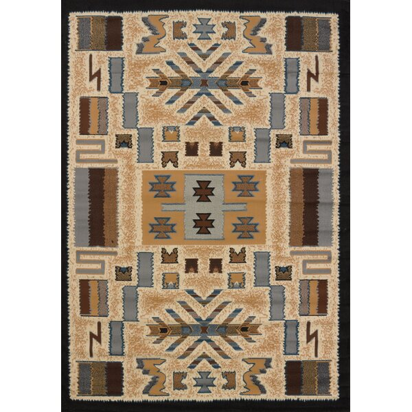 Hyacinthe Gray Area Rug by Loon Peak