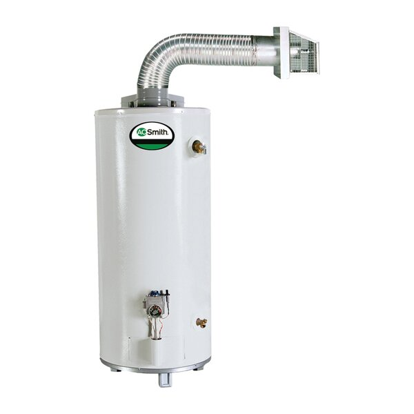 GDV-50 Water Heater Residential Nat Gas 50 Gal ProMax Direct Vent 42,000 BTU by A.O. Smith