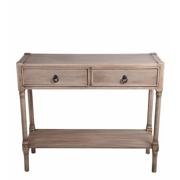 Allura Console Table By Highland Dunes