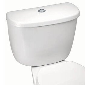 QuantumOne 1.0 GPF Toilet Tank by Mansfield Plumbing Products