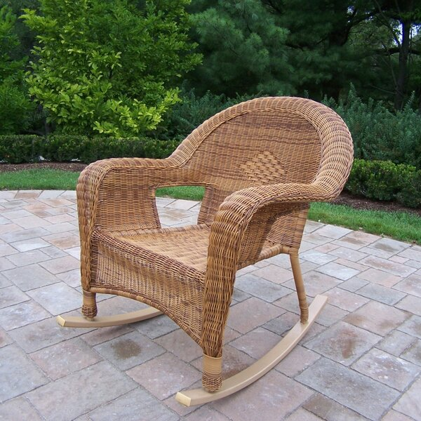 Kingsmill Rocking Chair (Set of 2) by Rosecliff Heights
