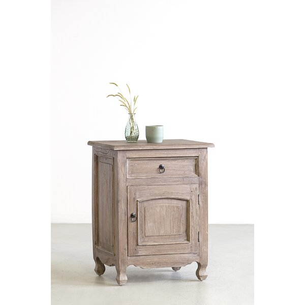 Abbad Nightstand By World Menagerie by World Menagerie Read Reviews
