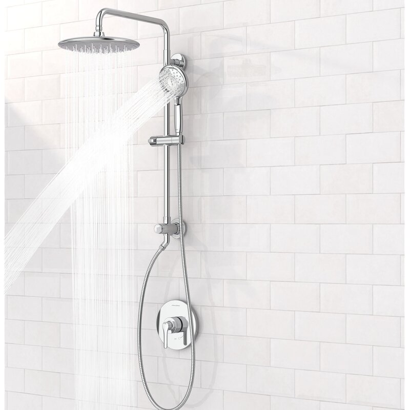 Spectra Versa 4-Function Complete Shower System with FloWise