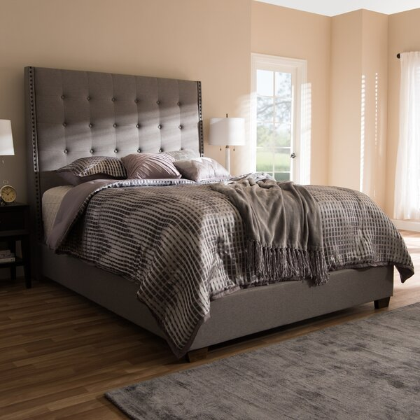 Holter Upholstered Standard Bed by Mercer41