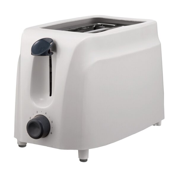 2 Slice Cool Touch Multi Browning Setting Toaster by Brentwood Appliances