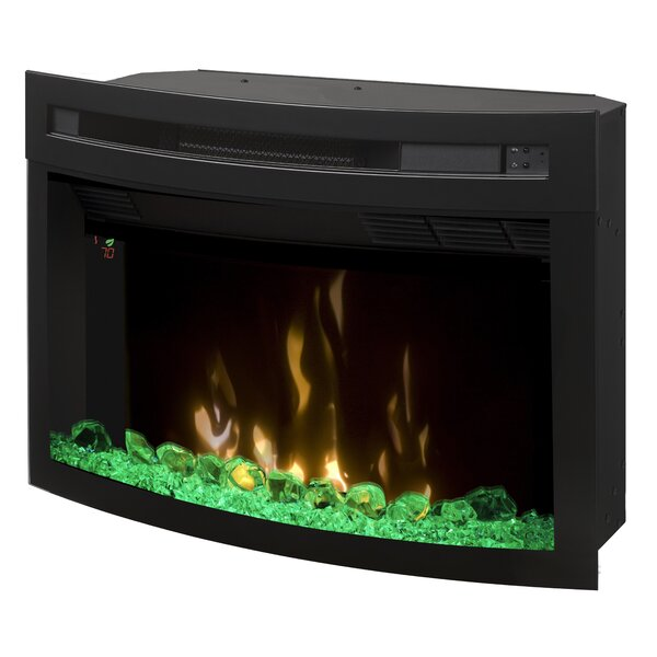 Multi-Fire XD Wall Mounted Electric Fireplace by Dimplex