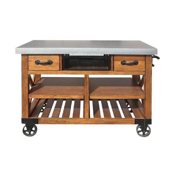 Haywa Kitchen Cart by Loon Peak