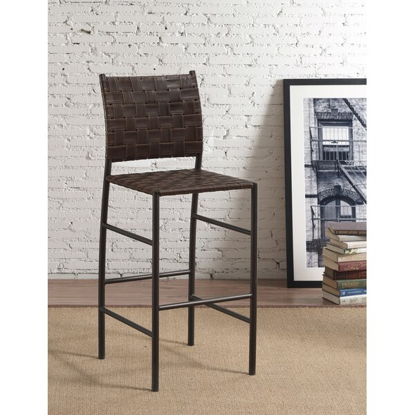 Ashton 30 Bar Stool by 17 Stories