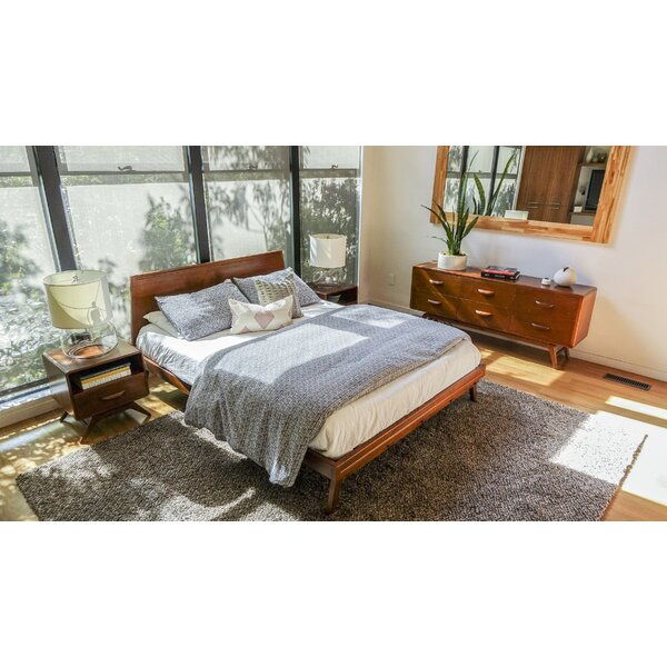 Hogue Platform 4 Piece Bedroom Set by Rosecliff Heights
