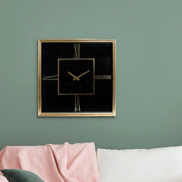 West Orange Roman Numeral Wall Clock by Orren Ellis