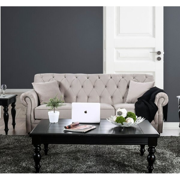 Warkworth Modern Loveseat by Canora Grey