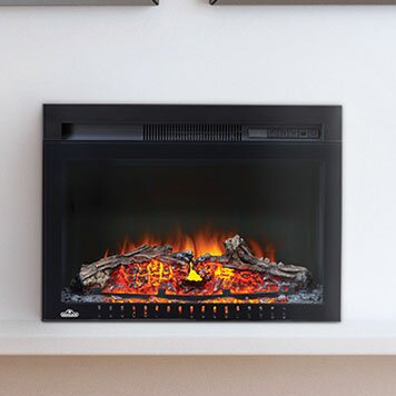 Cinema Electric Fireplace Insert by Napoleon