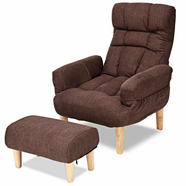 Alaina Lounge Chair by Millwood Pines