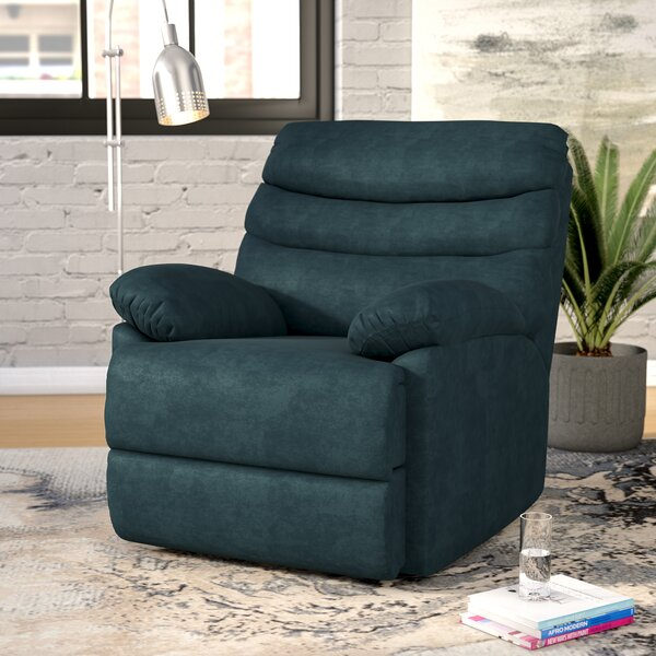 Melany Manual Wall Hugger Recliner by Zipcode Design