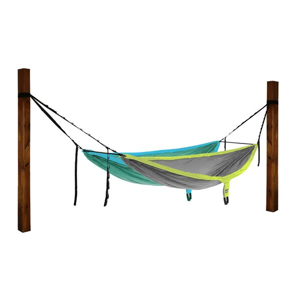 Fuse Tandem Hammock System Metal Hardware (Set of 2) by ENO- Eagles Nest Outfitters ENO- Eagles Nest Outfitters