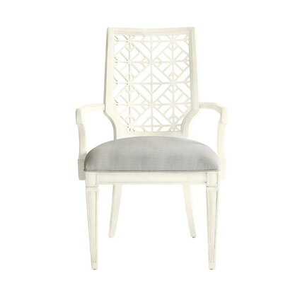 Armchair Frame Saltbox White image
