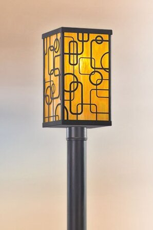 Theodore 1_Light Lantern Head by Darby Home Co