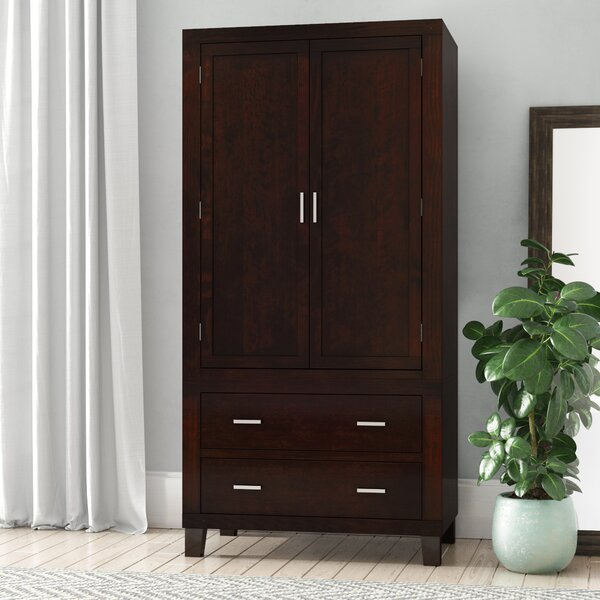 Bolivar Armoire by Darby Home Co